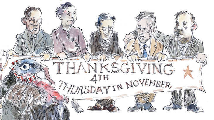 Thanksgiving Nonfiction 2