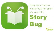 Story Bug app Cricket Media