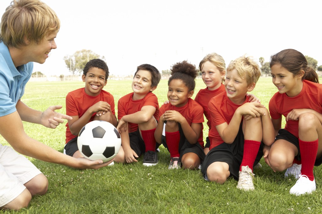 For the Love of Sport: The 10 Commandments of Coaching