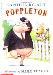 Poppleton by Cynthia Rylant