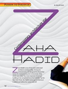 Zaha Hadid _ Architecture