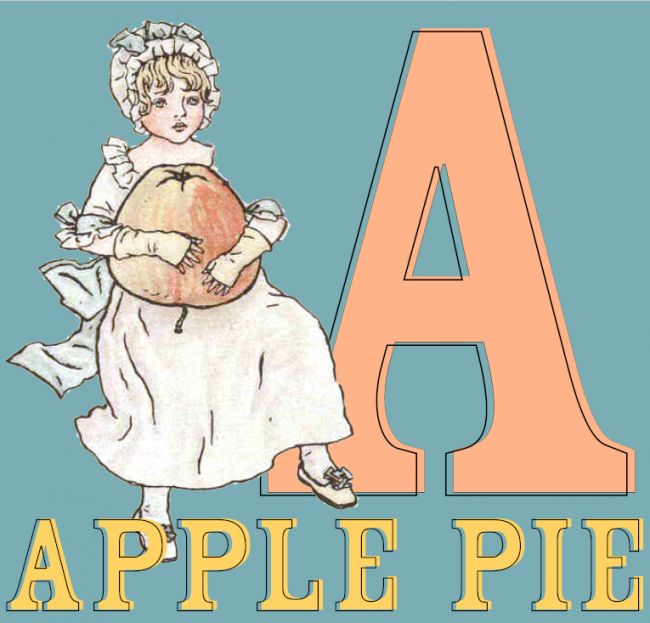 A Apple Pie - Story Bug