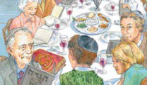 night of questions passover4