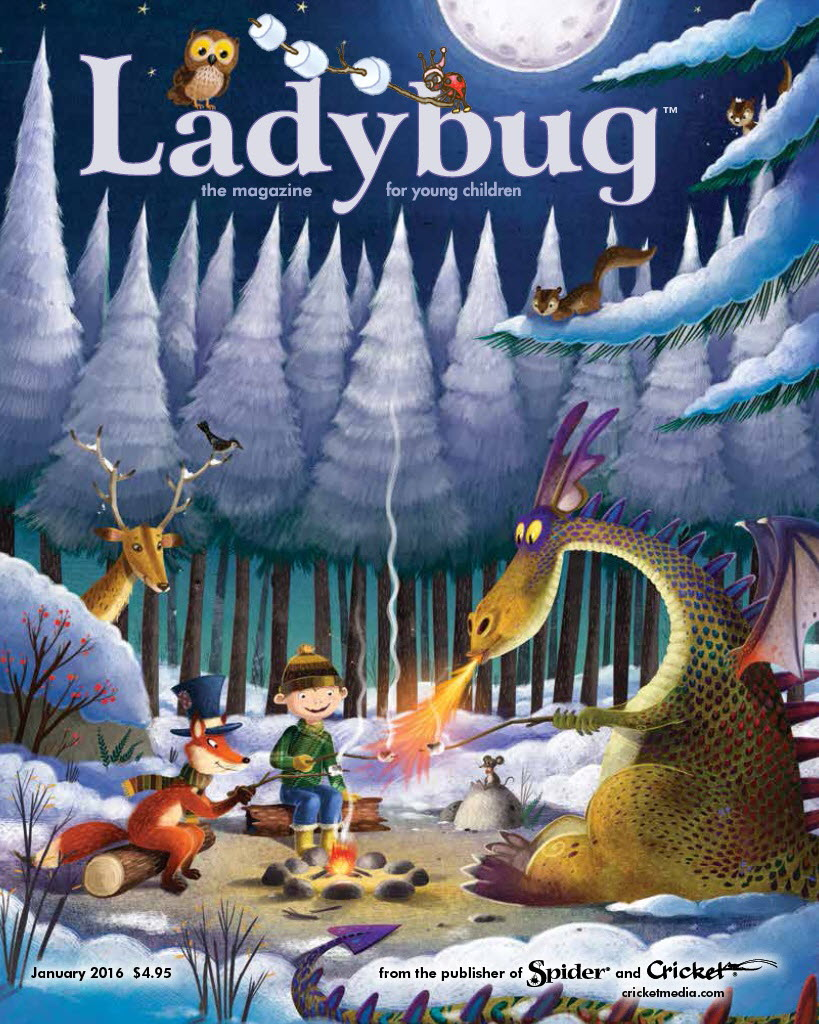 LADYBUG® Magazine - Cricket Media