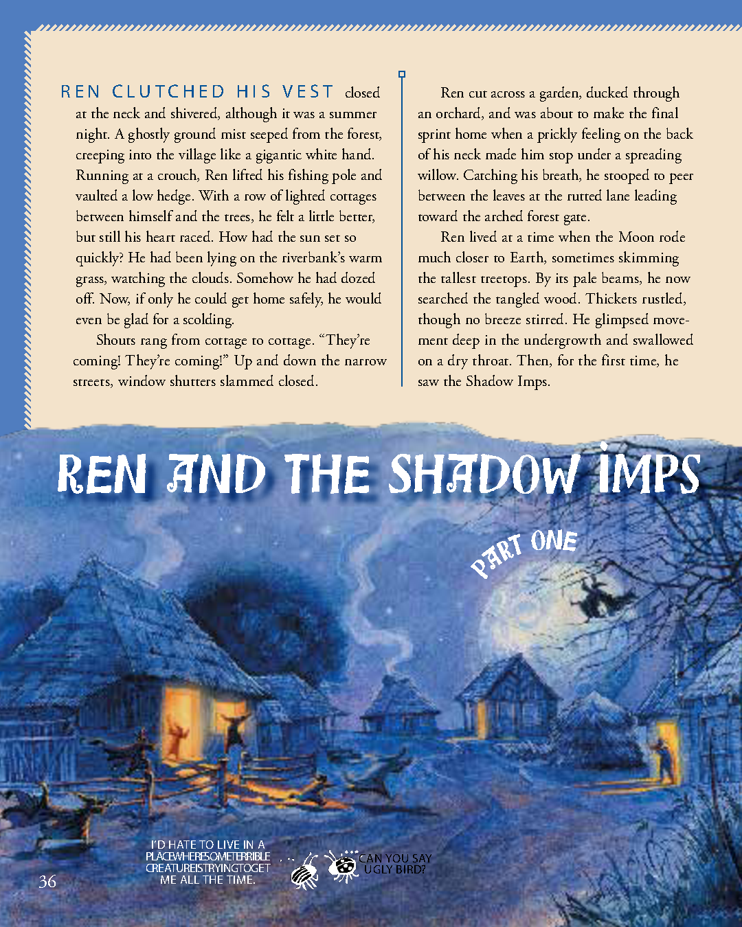 Ren and the Shadow Imps