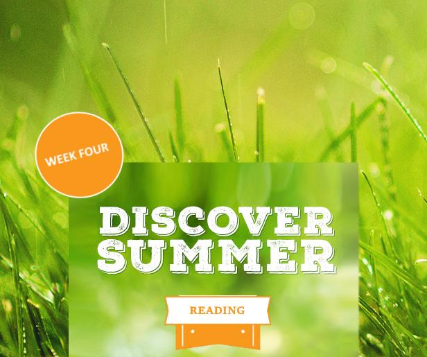 Discover Summer Reading Program from Cricket Media