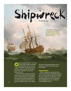 Shipwreck- Cricket Media Inc