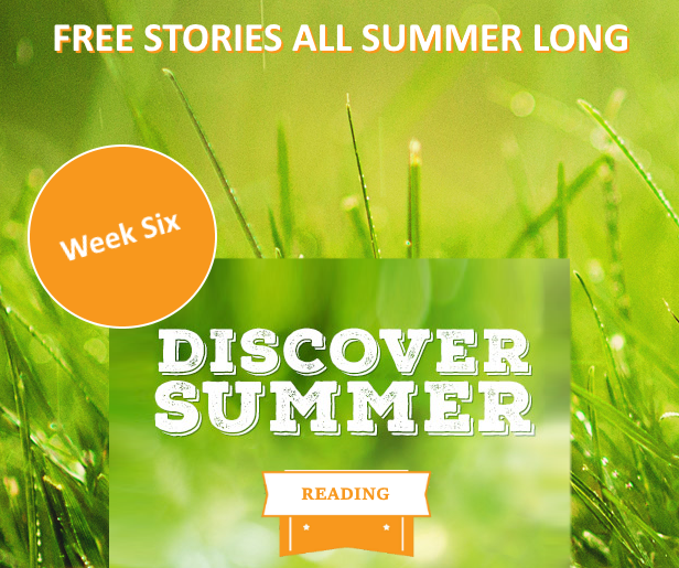 Discover Summer Week 6 Reading Program