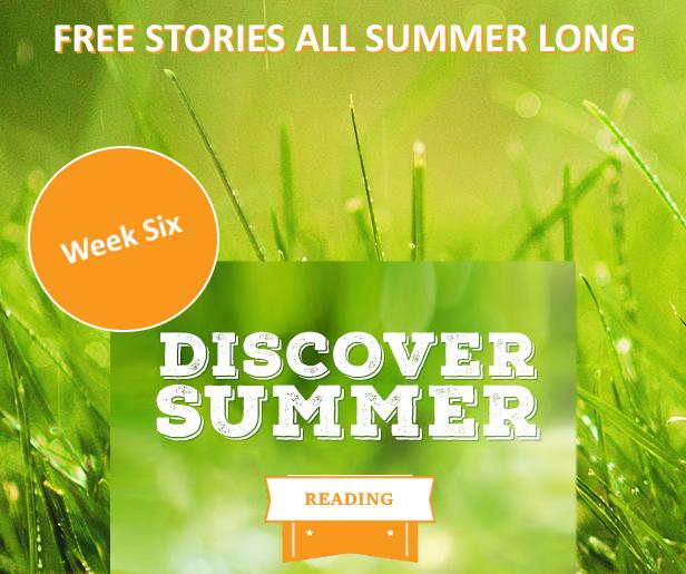 Discover Summer Week 6 Reading Program