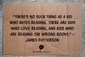 Quote by James Patterson