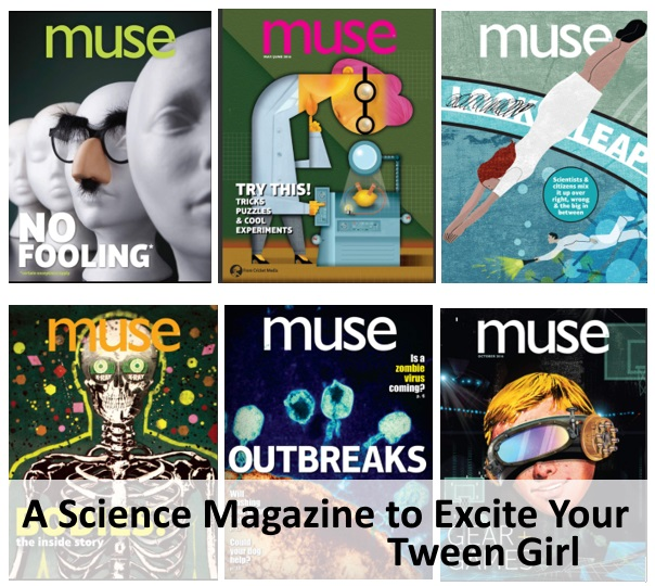 Science Magazine to Excite Your Tween
