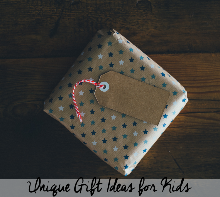 Unique Gift Ideas for Kids - photo by Annie Spratt