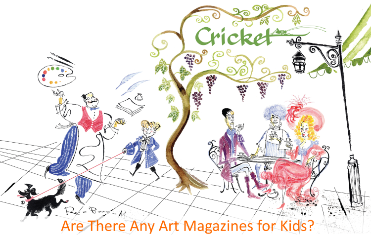 Are There Any Art Magazines for Kids?