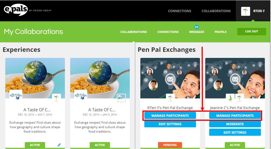 ePals Global Community® FAQs - Cricket Media