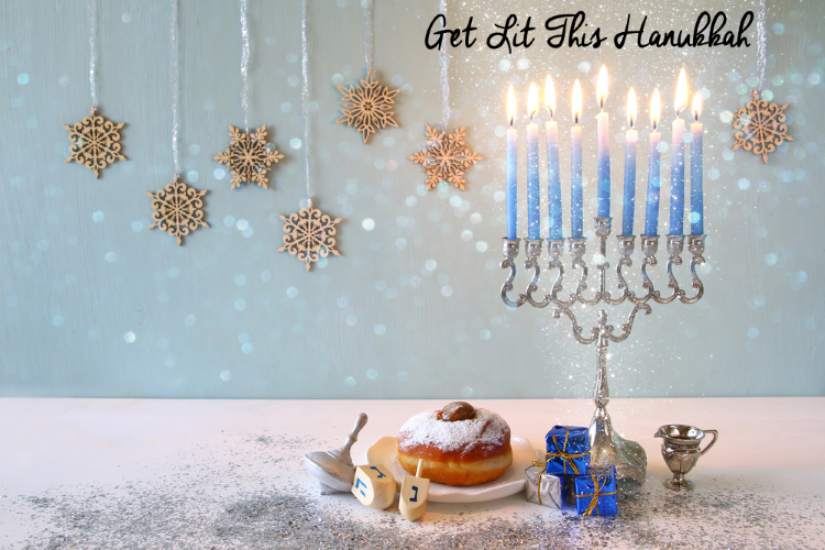 Get Lit This Hanukkah