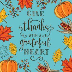 Thankfulness Main
