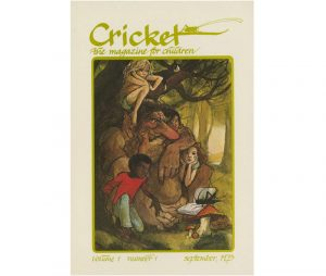 Cricket Cover 1973