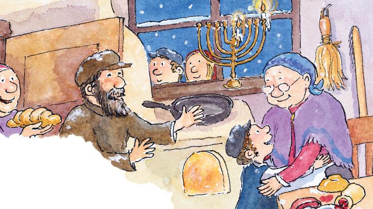 Hanukkah Guest 5