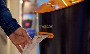 Short Story Vending Machine