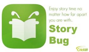 Story Bug app Cricket Media