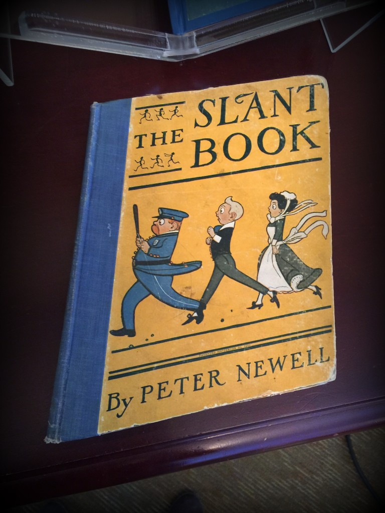 Slant Book - Story Bug App