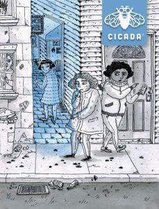 Cicada Magazine for Teens
