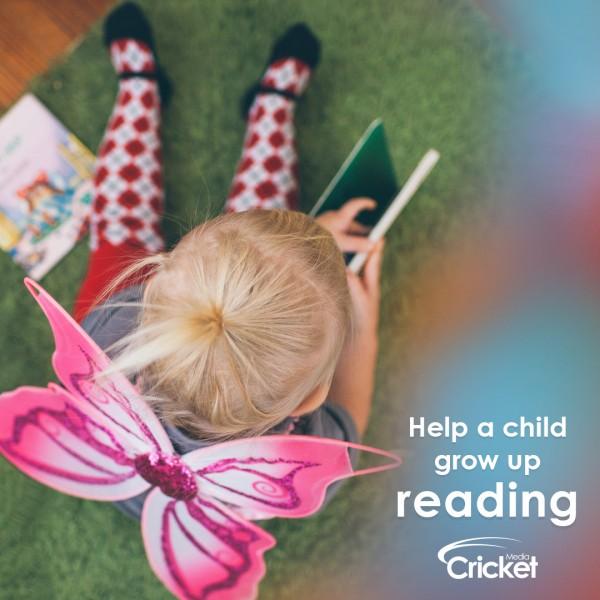 Giving Back - Cricket Media