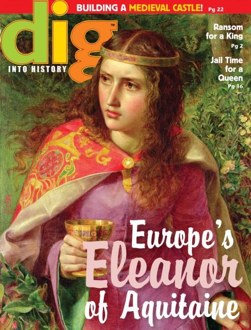 Meet Eleanor of Aquitaine