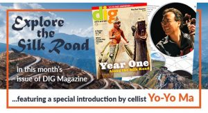 Silk Road Project - Yo Yo Ma