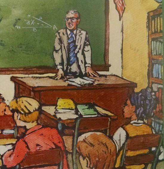 Teachers Have Class