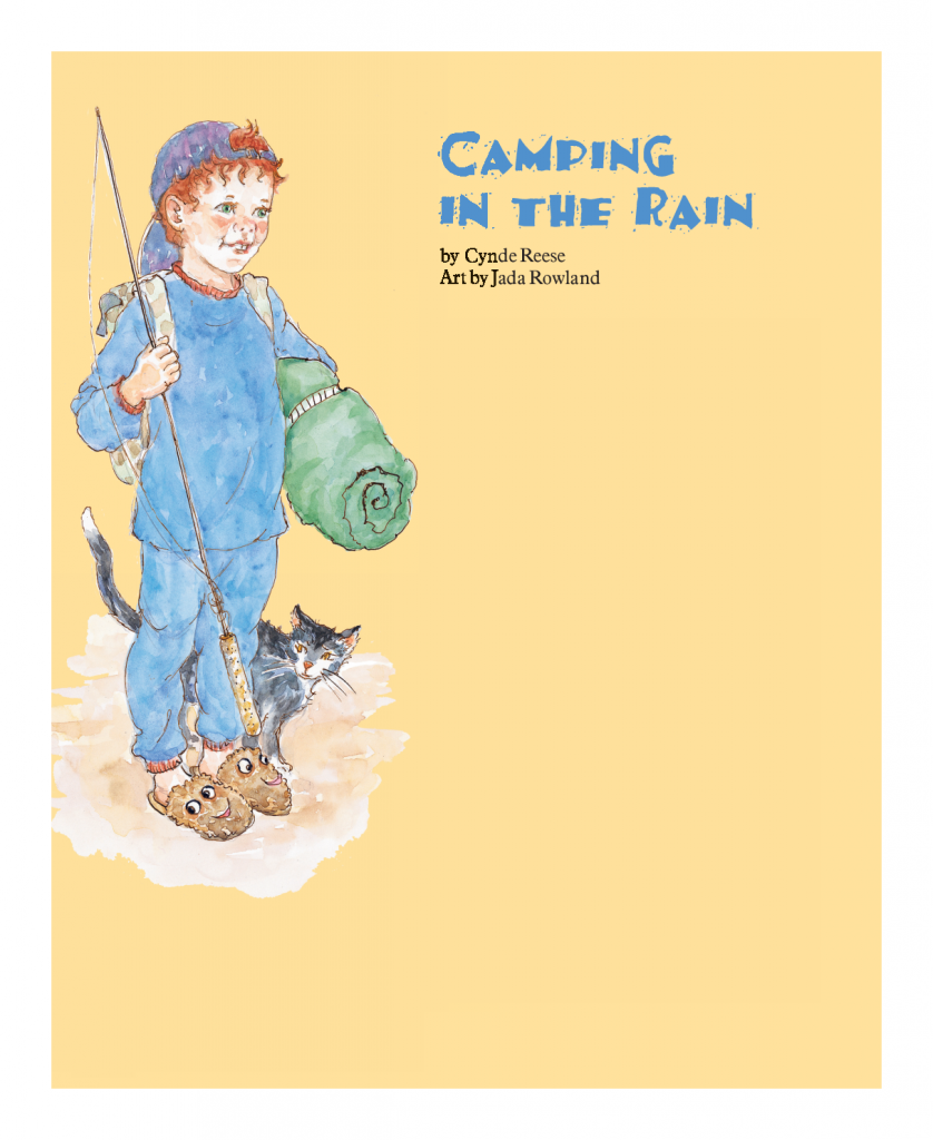 Camping in the Rain - Cricket Media
