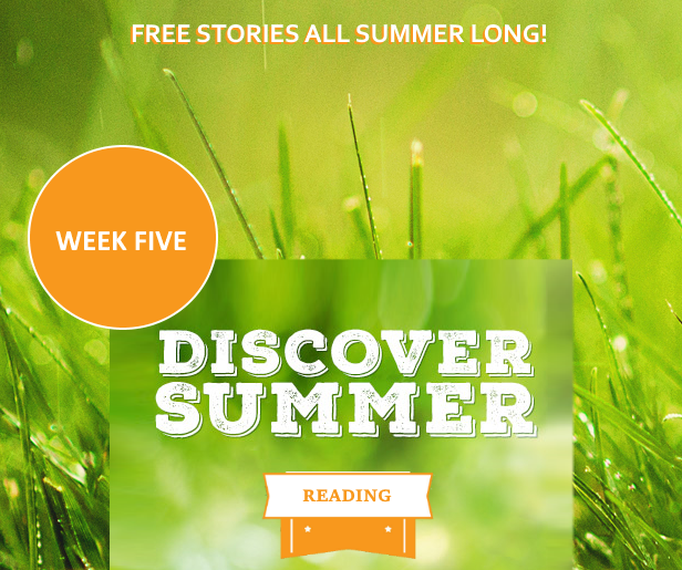 FREE STORIES: Discover Summer Reading Program