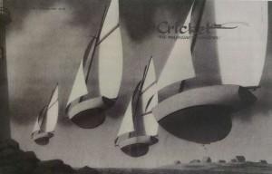 Chris Van Allsburg, February 1982