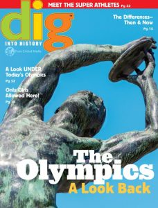 Dig: The Olympics