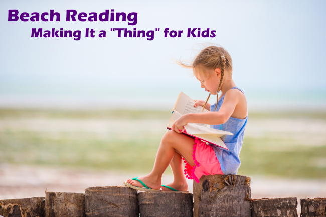 Beach Reading for Kids