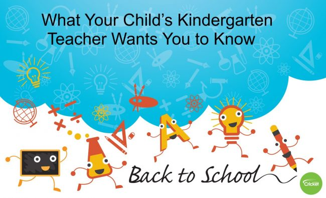 Things your Kindergarten Teacher Would Like You To Know
