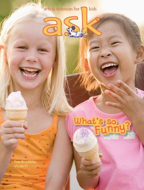 Ask Cover - Telling a Joke