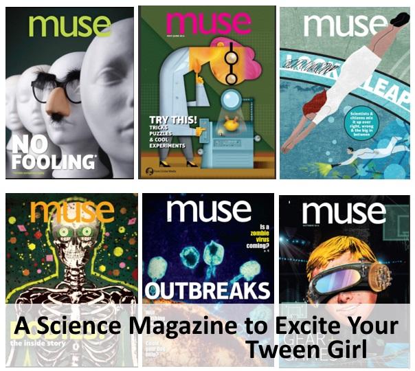 Science Magazine to Excite Your Tween