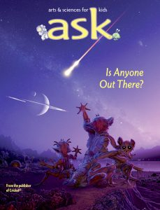 Ask Cover - Astronomy