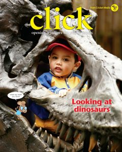 Looking at Dinosaurs Through a Child's Eyes