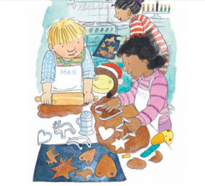 Get Your Kids Cooking… It's the Yeast You Can Do