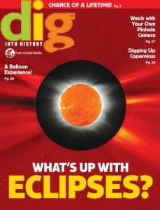 Solar Eclipse 2017: Read All About in DIG!