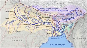 February in DIG: The Powerful Ganges River