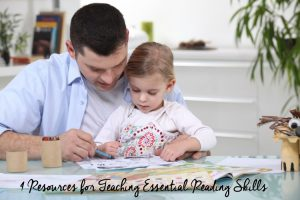 4 Resources for Teaching Essential Reading Skills