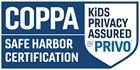 COPPA Safe Harbor Certification seal