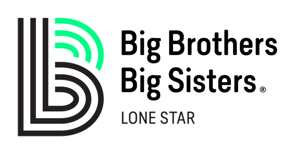 Big Brothers and Big Sisters of Lone Star Logo